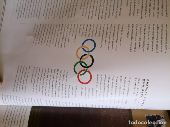 Coleccionismo deportivo: Programa de apertura de los juegos olímpico Atlanta 1996 - Foto 11 - 175508998