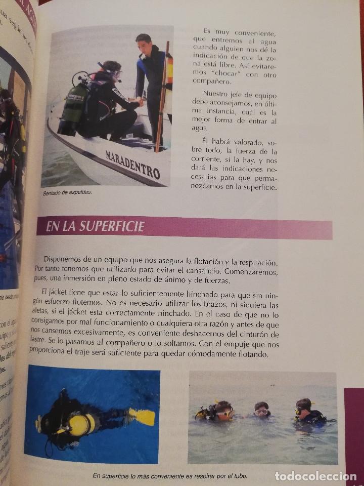 Coleccionismo deportivo: MANUAL CMAS 1 STAR DIVER. MANUAL DEL ALUMNO B-1E (FEDERACIÓN ESPAÑOLA DE ACTIVIDADES SUBACUÁTICAS) - Foto 12 - 175767434