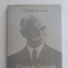 Coleccionismo deportivo: PIERRE DE COUBERTIN Y SU IDEARIO, GRAN FORMATO, OLIMPIADAS, JUEGOS OLÍMPICOS, OLIMPISMO. Lote 175871830