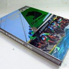 Coleccionismo deportivo: 32 AMERICA´S CUP. DESAFIO ESPAÑOL 2007. VALENCIA. LUNWERG. 1ª EDICIÓN. CONSERVA CAJA. VELA. NAUTICA. Lote 175956080