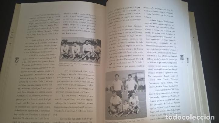 Coleccionismo deportivo: EL HOCKEY A CATALUNYA. FEDERACION CATALANA DE HOCKEY. EN CATALAN (CATALA). - Foto 4 - 176809037