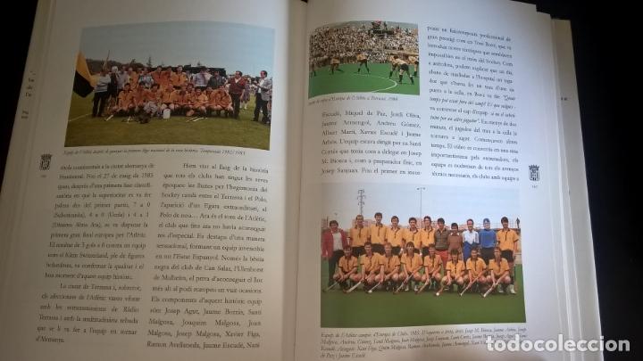 Coleccionismo deportivo: EL HOCKEY A CATALUNYA. FEDERACION CATALANA DE HOCKEY. EN CATALAN (CATALA). - Foto 5 - 176809037