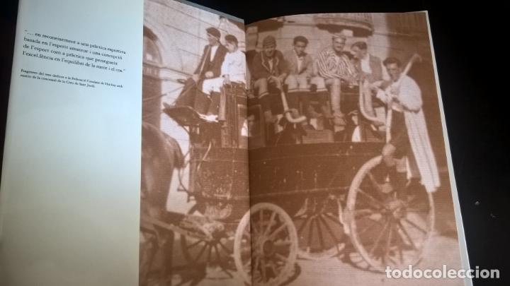 Coleccionismo deportivo: EL HOCKEY A CATALUNYA. FEDERACION CATALANA DE HOCKEY. EN CATALAN (CATALA). - Foto 10 - 176809037