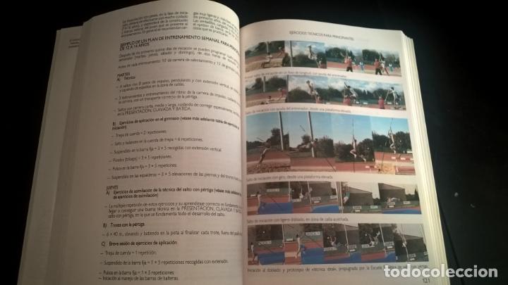 Coleccionismo deportivo: ATLETISMO II SALTOS. JULIO BRAVO, FRANCISCO LOPEZ, HANS RUF, FRANCISCO SEIRUL-LO. - Foto 4 - 177305233
