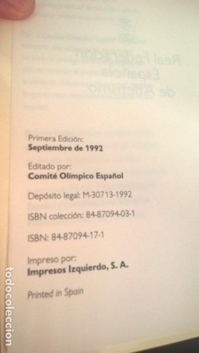Coleccionismo deportivo: ATLETISMO II SALTOS. JULIO BRAVO, FRANCISCO LOPEZ, HANS RUF, FRANCISCO SEIRUL-LO. - Foto 7 - 177305233