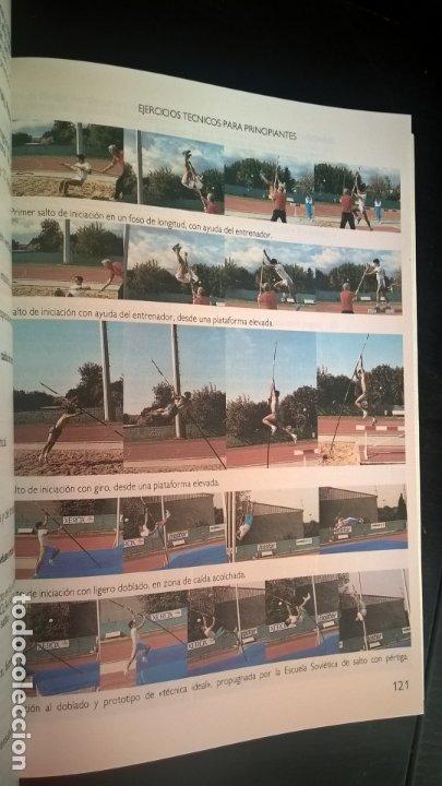 Coleccionismo deportivo: ATLETISMO II SALTOS. JULIO BRAVO, FRANCISCO LOPEZ, HANS RUF, FRANCISCO SEIRUL-LO. - Foto 12 - 177305233