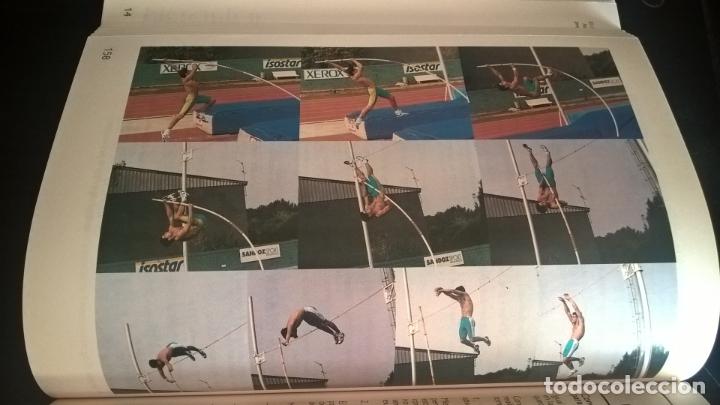 Coleccionismo deportivo: ATLETISMO II SALTOS. JULIO BRAVO, FRANCISCO LOPEZ, HANS RUF, FRANCISCO SEIRUL-LO. - Foto 15 - 177305233