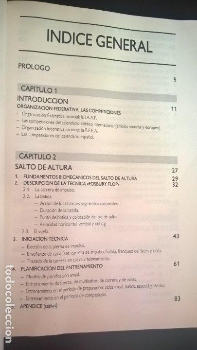 Coleccionismo deportivo: ATLETISMO II SALTOS. JULIO BRAVO, FRANCISCO LOPEZ, HANS RUF, FRANCISCO SEIRUL-LO. - Foto 19 - 177305233