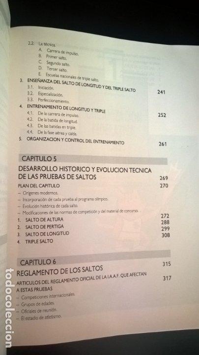 Coleccionismo deportivo: ATLETISMO II SALTOS. JULIO BRAVO, FRANCISCO LOPEZ, HANS RUF, FRANCISCO SEIRUL-LO. - Foto 21 - 177305233