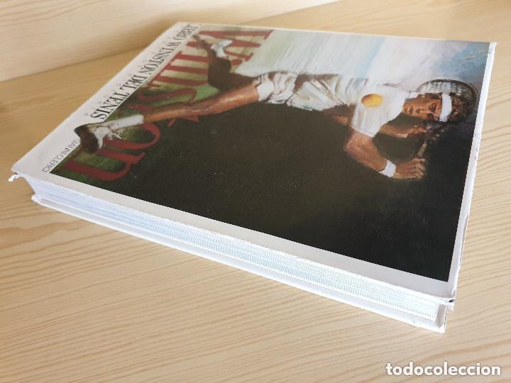 Coleccionismo deportivo: LIBRO WINSTON DEL TENIS, 500 AÑOS DE HISTORIA - GIANNI CLERICI - GTS, S.A., 1988 (1ª ED.) - Foto 4 - 177578343