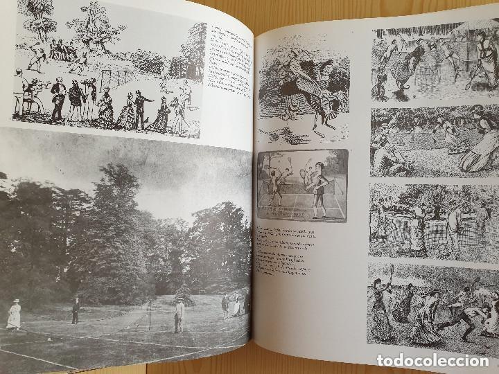 Coleccionismo deportivo: LIBRO WINSTON DEL TENIS, 500 AÑOS DE HISTORIA - GIANNI CLERICI - GTS, S.A., 1988 (1ª ED.) - Foto 7 - 177578343