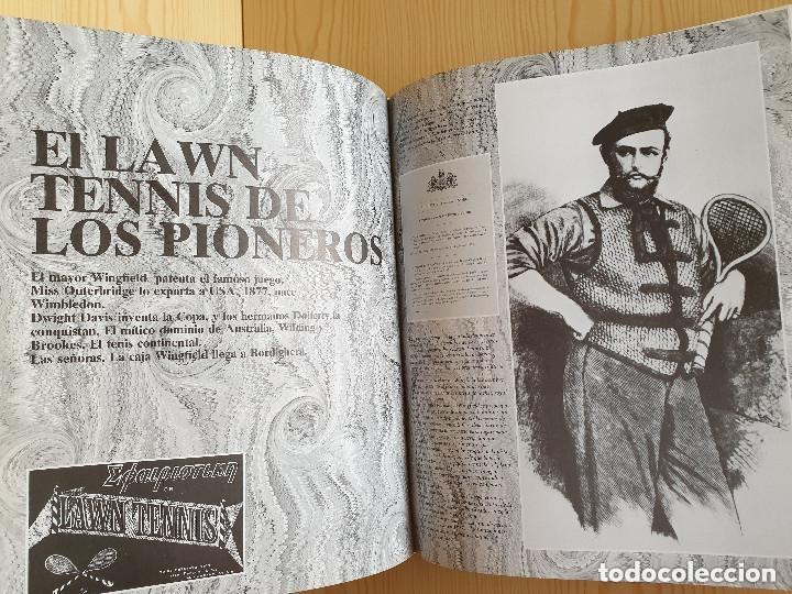 Coleccionismo deportivo: LIBRO WINSTON DEL TENIS, 500 AÑOS DE HISTORIA - GIANNI CLERICI - GTS, S.A., 1988 (1ª ED.) - Foto 9 - 177578343