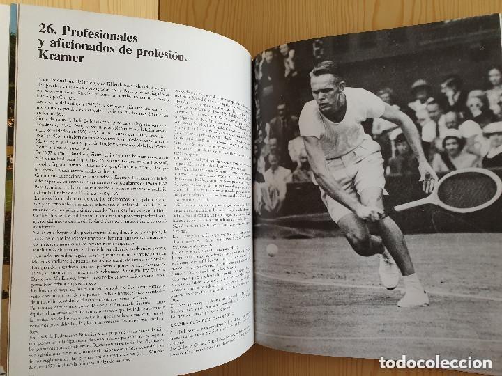 Coleccionismo deportivo: LIBRO WINSTON DEL TENIS, 500 AÑOS DE HISTORIA - GIANNI CLERICI - GTS, S.A., 1988 (1ª ED.) - Foto 10 - 177578343