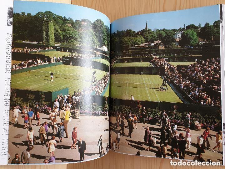 Coleccionismo deportivo: LIBRO WINSTON DEL TENIS, 500 AÑOS DE HISTORIA - GIANNI CLERICI - GTS, S.A., 1988 (1ª ED.) - Foto 11 - 177578343