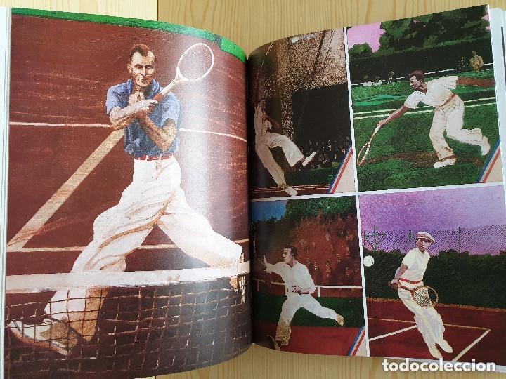Coleccionismo deportivo: LIBRO WINSTON DEL TENIS, 500 AÑOS DE HISTORIA - GIANNI CLERICI - GTS, S.A., 1988 (1ª ED.) - Foto 12 - 177578343