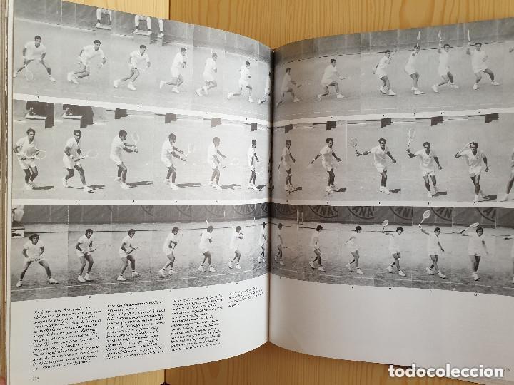 Coleccionismo deportivo: LIBRO WINSTON DEL TENIS, 500 AÑOS DE HISTORIA - GIANNI CLERICI - GTS, S.A., 1988 (1ª ED.) - Foto 13 - 177578343