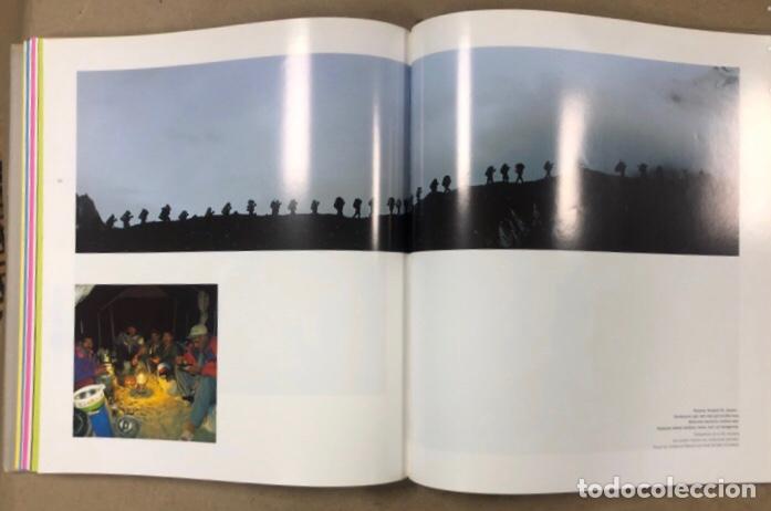 Coleccionismo deportivo: IÑURRATEGI ANAIAK, HIRE HIMALAYA. ALBERTO Y FÉLIX IÑURRATEGI Y KOLDO IZAGUIRRE. FUNDACIÓN - Foto 8 - 177847599