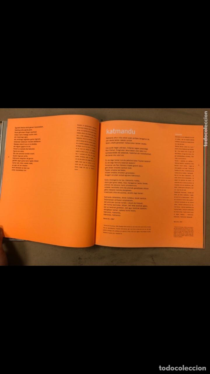 Coleccionismo deportivo: IÑURRATEGI ANAIAK, HIRE HIMALAYA. ALBERTO Y FÉLIX IÑURRATEGI Y KOLDO IZAGUIRRE. FUNDACIÓN - Foto 9 - 177847599