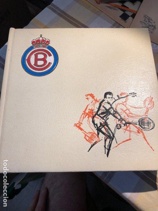 REAL CLUB DE TENIS BARCELONA 1899 75 ANIVERSARIO (Coleccionismo Deportivo - Libros de Deportes - Otros)