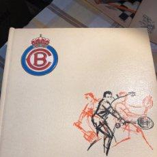 Coleccionismo deportivo: REAL CLUB DE TENIS BARCELONA 1899 75 ANIVERSARIO. Lote 177859845