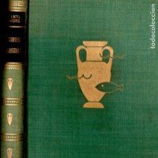Coleccionismo deportivo: LATIL Y RIVOIRE : TESOROS SUMERGIDOS (CARALT, 1962) SUBMARINISMO. Lote 178281713