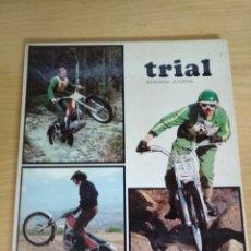 Coleccionismo deportivo: TRIAL EDICIÓN JUVENIL. Lote 179049101