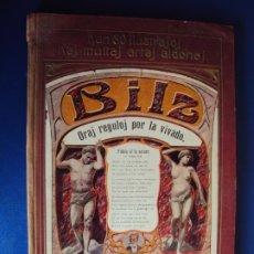 Coleccionismo deportivo: (RE-191014)BILZ-SISTEMA DE GIMNASIA. Lote 179184931