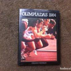 Coleccionismo deportivo: OLIMPÍADAS 1984. ED. PHILIPS. Lote 180026402
