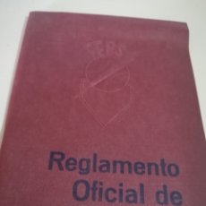 Coleccionismo deportivo: BÉISBOL - REGLAMENTO OFICIAL DE JUEGO - EDICION 1979 REF. GAR 138. Lote 181183648
