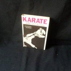 Coleccionismo deportivo: AUGUSTO BASILE - KARATE, ABC DEL KARATE - EDITORIAL MOLINO 1971. Lote 181947567