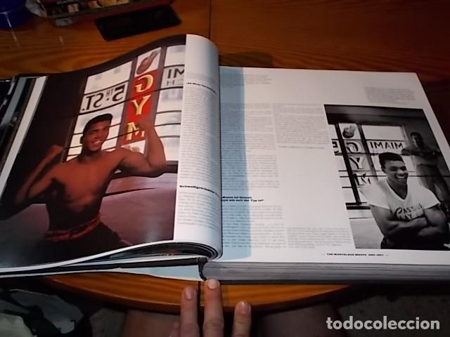 Coleccionismo deportivo: UN HOMENAJE A MUHAMMAD ALI . GREATEST OF ALL TIME . FOTOGRAFÍAS HOWARD L. BINGHAM / LEIFER. TASCHEN - Foto 14 - 181966271
