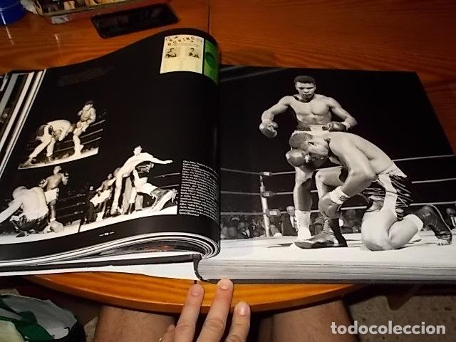 Coleccionismo deportivo: UN HOMENAJE A MUHAMMAD ALI . GREATEST OF ALL TIME . FOTOGRAFÍAS HOWARD L. BINGHAM / LEIFER. TASCHEN - Foto 16 - 181966271
