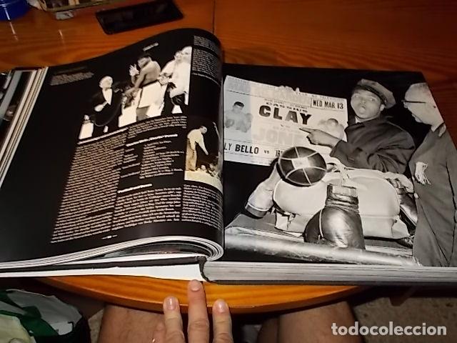 Coleccionismo deportivo: UN HOMENAJE A MUHAMMAD ALI . GREATEST OF ALL TIME . FOTOGRAFÍAS HOWARD L. BINGHAM / LEIFER. TASCHEN - Foto 17 - 181966271
