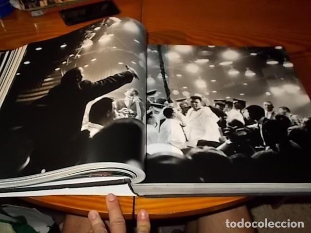 Coleccionismo deportivo: UN HOMENAJE A MUHAMMAD ALI . GREATEST OF ALL TIME . FOTOGRAFÍAS HOWARD L. BINGHAM / LEIFER. TASCHEN - Foto 24 - 181966271