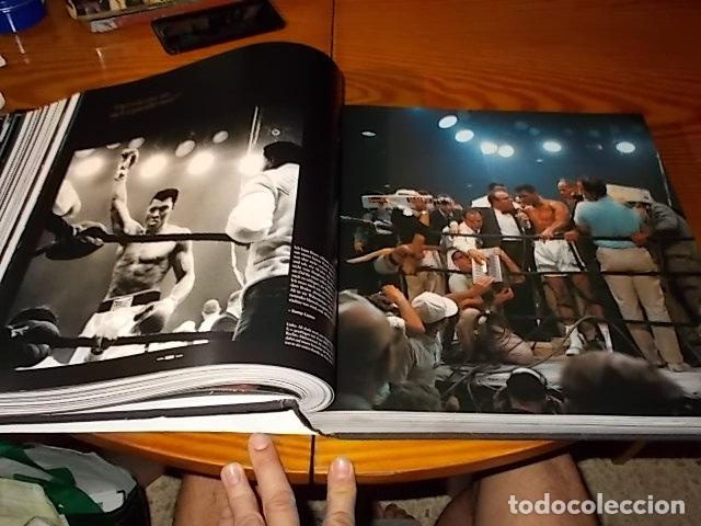 Coleccionismo deportivo: UN HOMENAJE A MUHAMMAD ALI . GREATEST OF ALL TIME . FOTOGRAFÍAS HOWARD L. BINGHAM / LEIFER. TASCHEN - Foto 27 - 181966271