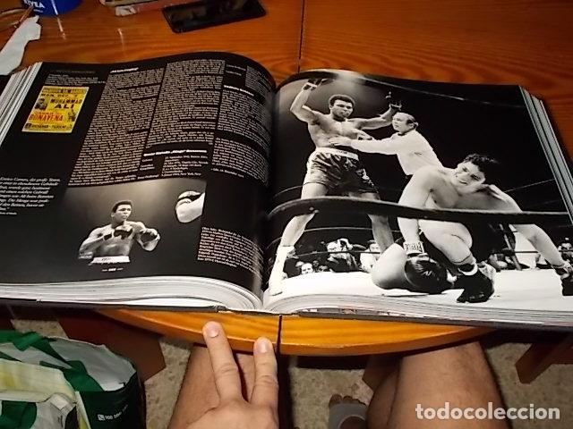 Coleccionismo deportivo: UN HOMENAJE A MUHAMMAD ALI . GREATEST OF ALL TIME . FOTOGRAFÍAS HOWARD L. BINGHAM / LEIFER. TASCHEN - Foto 35 - 181966271
