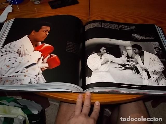 Coleccionismo deportivo: UN HOMENAJE A MUHAMMAD ALI . GREATEST OF ALL TIME . FOTOGRAFÍAS HOWARD L. BINGHAM / LEIFER. TASCHEN - Foto 37 - 181966271