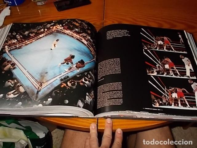 Coleccionismo deportivo: UN HOMENAJE A MUHAMMAD ALI . GREATEST OF ALL TIME . FOTOGRAFÍAS HOWARD L. BINGHAM / LEIFER. TASCHEN - Foto 41 - 181966271
