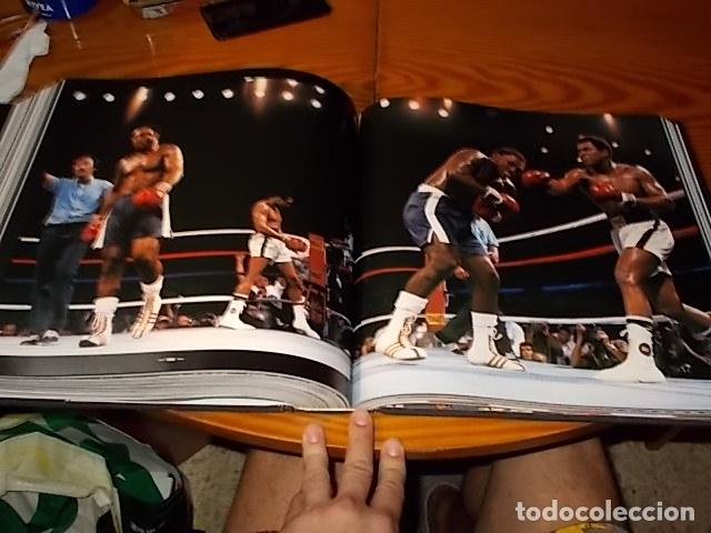 Coleccionismo deportivo: UN HOMENAJE A MUHAMMAD ALI . GREATEST OF ALL TIME . FOTOGRAFÍAS HOWARD L. BINGHAM / LEIFER. TASCHEN - Foto 44 - 181966271