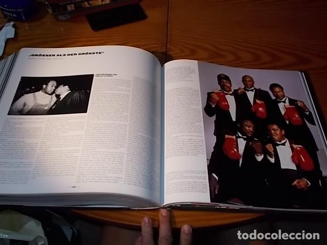 Coleccionismo deportivo: UN HOMENAJE A MUHAMMAD ALI . GREATEST OF ALL TIME . FOTOGRAFÍAS HOWARD L. BINGHAM / LEIFER. TASCHEN - Foto 50 - 181966271