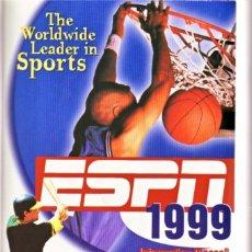 Coleccionismo deportivo: E.S.P.N. 1999 SPORTS ALMANAC. Lote 182179192