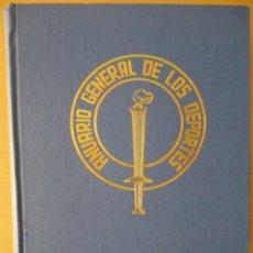 Collectionnisme sportif: ANUARIO GENERAL DE LOS DEPORTES 1959-1960. Lote 182179247