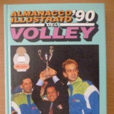 Coleccionismo deportivo: ALMANACCO ILLUSTRATO DEL VOLLEY '90. Lote 182179267