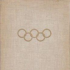 Coleccionismo deportivo: XV.OLYMPISCHE SPIELE OSLO UND HELSINKI. Lote 182179275