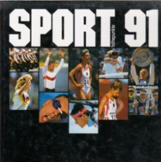 Coleccionismo deportivo: SPORT HÖHEPUNKTE 91. Lote 182179321