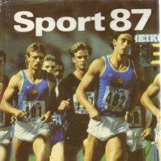Coleccionismo deportivo: SPORT 87 (SPORTVERLAG BERLIN). Lote 182179323
