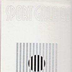 Coleccionismo deportivo: SPORT GALA 91. Lote 182179342