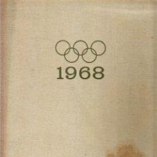 Coleccionismo deportivo: OLYMPIA 1968 (MAEGERLEIN). Lote 182179427