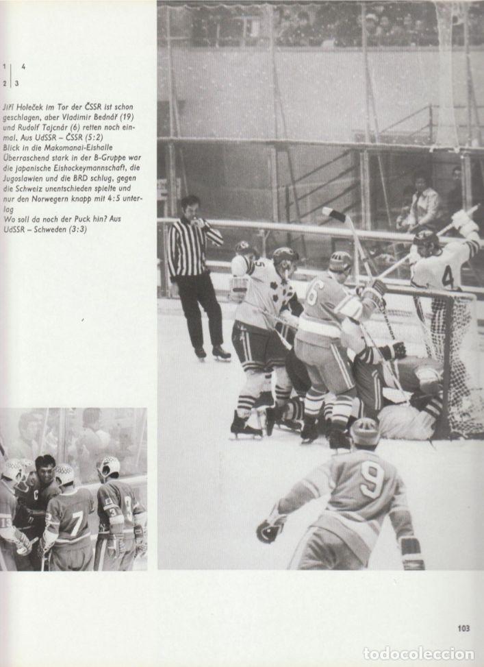 Coleccionismo deportivo: XI.OLYMPISCHE WINTERSPIELE SAPPORO 1972 - Foto 2 - 182179882