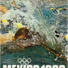 Coleccionismo deportivo: MEXICO 1968 (COTTAAR). Lote 182180118